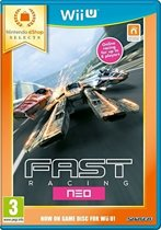 Fast Racing Neo WiiU eShop SELECTS