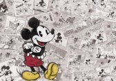 Mickey Mouse And Friends - Behang - 312X219CM