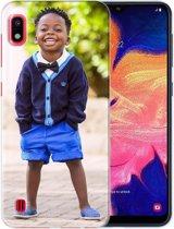 Samsung Galaxy A10 Hoesje Maken met Foto