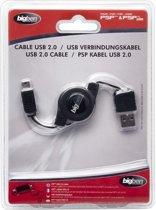 Bigben Usb Kabel Zwart PSP