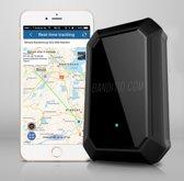 Auto/ Motor GPS Tracker met unieke volg app en extreem hoge accuduur. Real time volgen of terugkijken tot 90 dagen terug.