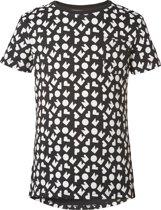 NOP Meisjes T-shirt - Black - Maat 134