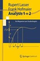 Analysis 1 + 2