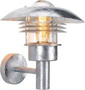 Wandlamp Riga - verzinkt