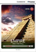 Cambridge Discovery Readers A2: Empire: Rise and Fall book + online access