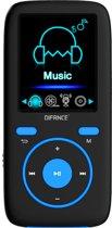 Difrnce MP1815 - MP4 speler - 4GB - Blauw