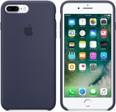 Apple Siliconen Back Cover voor iPhone 7/8 Plus - Blauw