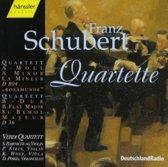 Franz Schubert: Quartette