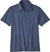 Patagonia - heren - Cactusflats Polo - Dolomite blue - M