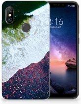 Xiaomi Redmi Note 6 Pro TPU Hoesje Design Sea in Space