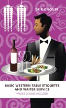Basic Western Table Etiquette and Waiter Service