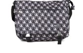 Adventure Bags Messenger - Uni - Small - Grijs Print