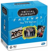 Trivial Pursuit Friends - Engelstalig Spel