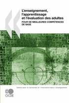 L'enseignement, L'apprentissage Et L'evaluation Des Adultes