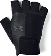 Under Armour Training Glove Sporthandschoenen Heren - Zwart - Maat L