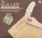 The Quiller Memorandum Vol. 1