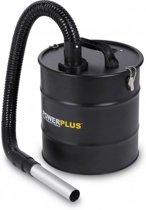 Powerplus POWX302 Aszuiger - 20L - geen eigen motor (aansluiten op stofzuiger)