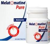 Melatomatine Melatonine Pure - Slaaptabletten - Voedingssupplementen