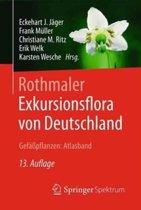 Rothmaler - Exkursionsflora Von Deutschland, Gef pflanzen