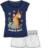 Spirit pyjama - korte mouw - maat 140 cm / 10 jaar