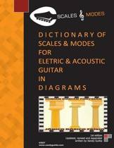 Dictionary of Scales & Modes for Eletric & Acoustic Guitar in D I A G R A M S