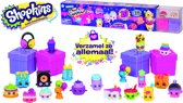 Shopkins reeks 7 PARTY - Mega Pack (20 shopkins + 4 doosjes)