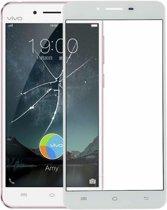 Let op type!! Voorste scherm buitenste glaslens voor Vivo X6 Plus(White)