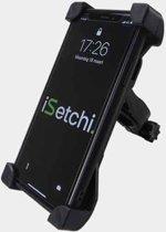 Telefoonhouder Voor De Fiets Universeel voor elke iPhone, Samsung En Andere Smartphones - 360 Graden Draaibaar