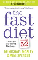 Boek cover The Fast Diet: Revised and Updated van Mimi Spencer
