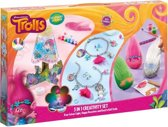 Trolls 3 in 1 Creativity Set