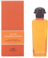 MULTI BUNDEL 2 stuks - Hermes - EAU DE MANDARINE AMBREE - eau de cologne - spray 100 ml