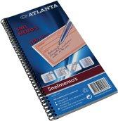 Atlanta snelmemo 74 x 125 mm 2 x 160 stuks