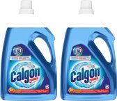 Calgon Wasmachine reiniger 3in1 Power Gel 2 x 2,25 l