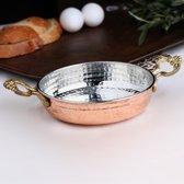 Turkse koperen pan (Ø 14cm)