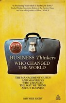 28 Business Thinkers Who Changed the World