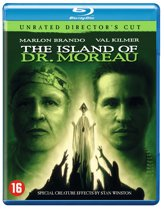 Island Of Doctor Moreau (Blu-ray)