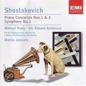 Mariss/Bpo/Lpo/Mikhai Jansons - Shostakovich Piano Concertos