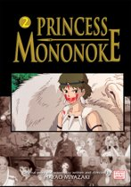 Princess Mononoke Film Comic, Vol. 2