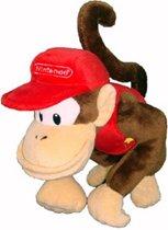 NINTENDO Diddy  Kong 20cm knuffel