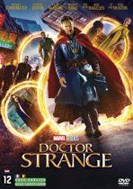 DVD cover van Doctor Strange