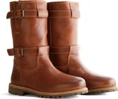 Travelin Polaris Dames Outdoorlaarzen - Cognac - Maat 40