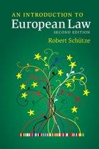 Afbeelding van An Introduction to European Law