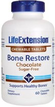 Bone Restore Chocolate, 60 Chewable Tablets