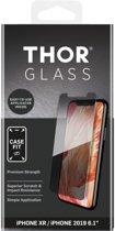 THOR Case-Fit Screenprotector + Easy Apply Frame voor de iPhone 11 / iPhone Xr