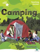 Rigby Star Non-Fiction Guided Reading Green Level: Camping Teaching Version