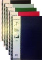 Plakboek Neutraal 23x33cm 1 stuk • Assorti