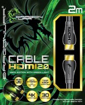 Dragonwar HDMI 20 4K ETHERNET Lightning Cable X360Xone 2016