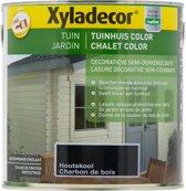 Houtbeits Tuin Color 2,5L Houtskool