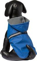 Adori Hondenjas Met Capuchon - Blauw - 35 cm