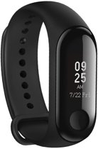 Xiaomi Mi Band 3 International - Activity tracker - Zwart